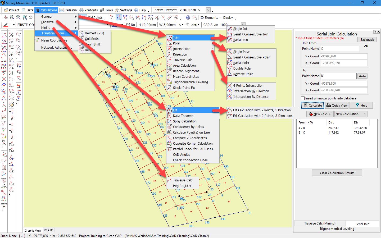 Survey Maker   Model Maker Systems