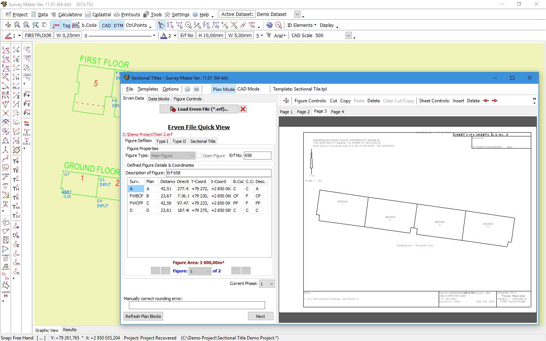 Survey Maker | Model Maker Systems